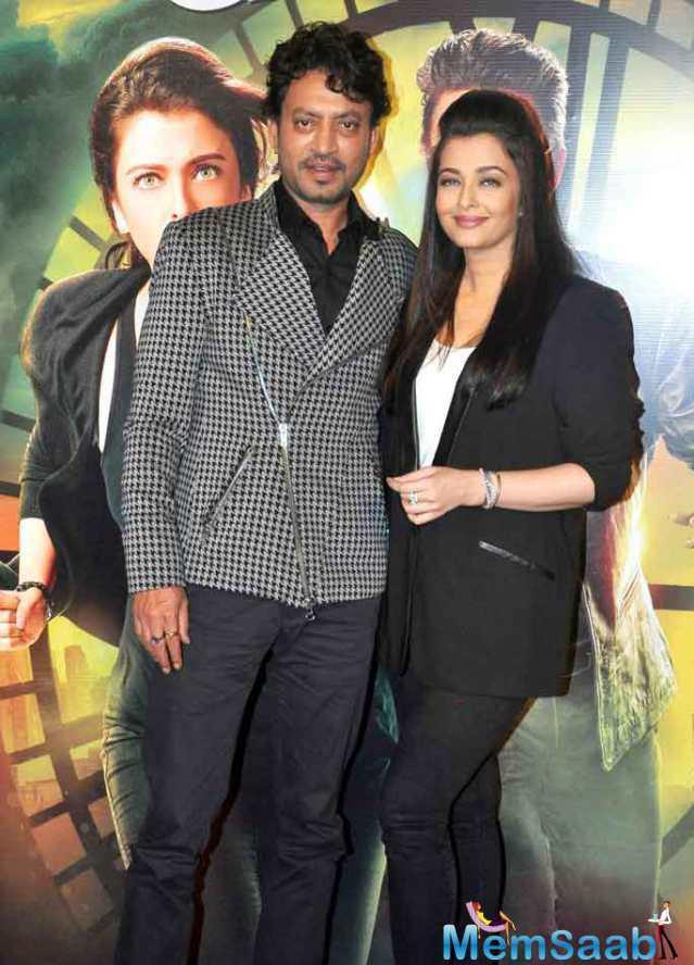 Aishwarya Rai Bachchan Looked Splendid At The Trailer Launch Of Jazbaa