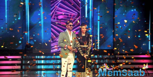 DID Team Gives A Grand Welcome To Jazbaa Star Cast Aish And Irrfan