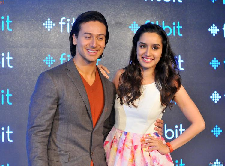 Tiger Shroff And Shraddha Kapoor Graced The Event With Their Presence