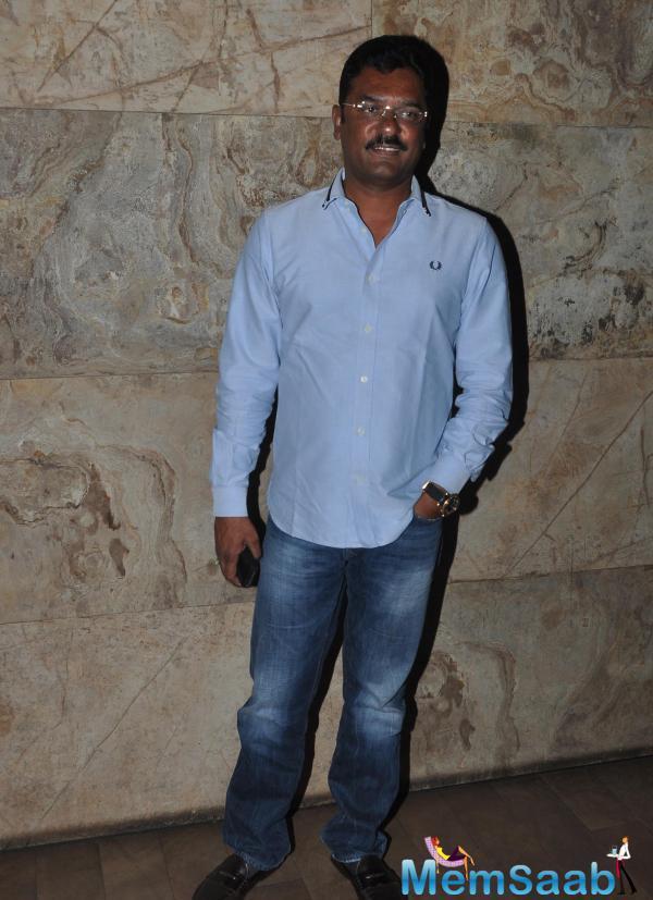 Pratap Sarnaik Present At The Screening Of Hollywood Movie Transporter Refuelled