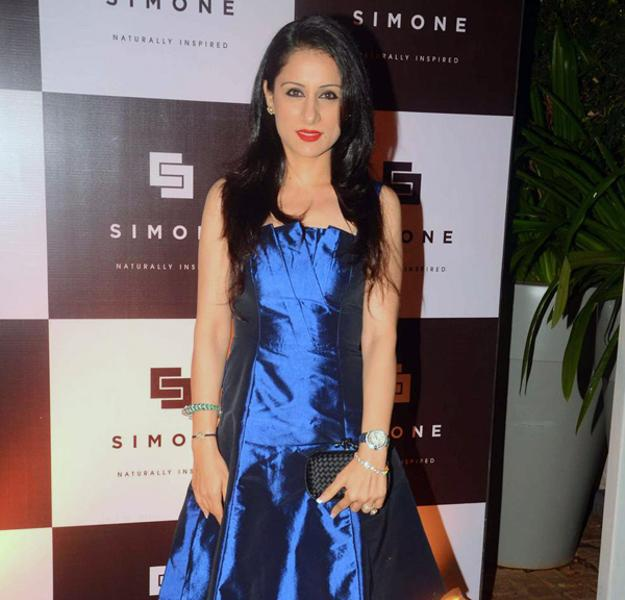 Rouble Nagi Dazzling Look During Simone Khan Arora Store Anniversary