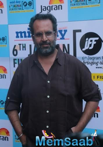 Anand L. Rai Present At The Opening Of 6th Jagran Film Festival