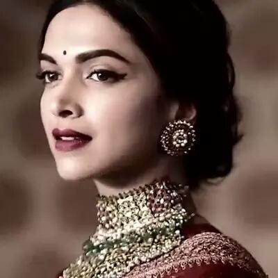 Beautiful Deepika Padukone Attractive Look For A Campaign Ad