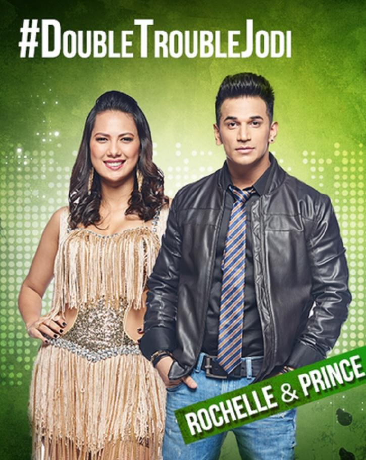 Rochelle and Prince