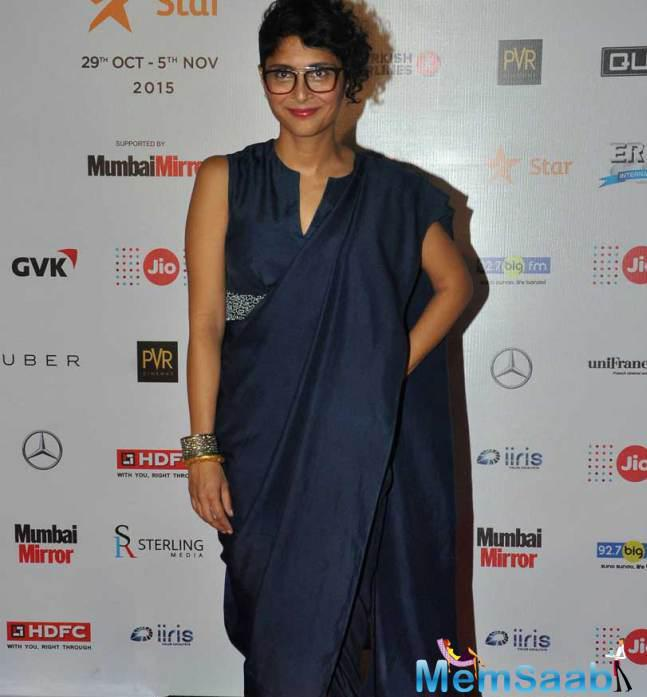 Kiran Rao Attended MAMI Opening Ceremony 2015