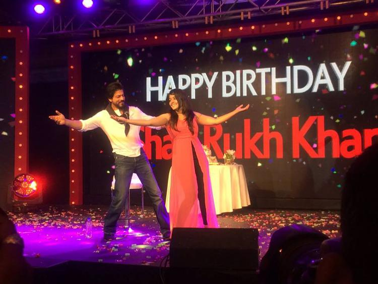 SRK's 50th Birthday Was Not Only The Most Special Day For The Actor But Also For His Millions Of Fans