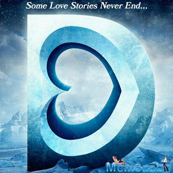 The Dilwale Poster Describes Some Love Stories Never End