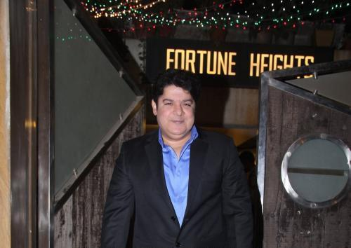 Sajid Khan Also Spotted At Saifeena Diwali Bash