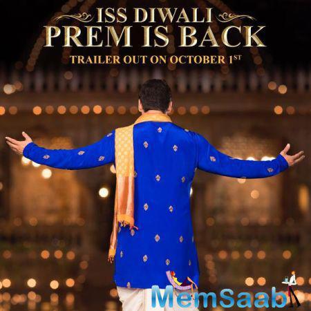 Iss Diwali Bollywood Prem Salman Khan Is Back