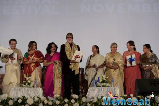 Amitabh And Other Celebs Inaugurated The 21st Edition Of The KFF