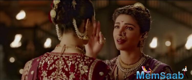 Deepika And Priyanka In Epic Maharashtrian Magic With Pinga