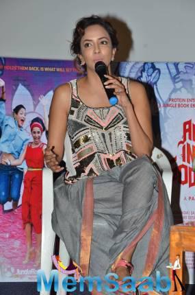 Manchu Lakshmi Attend Angry Indian Goddesses Press Meet