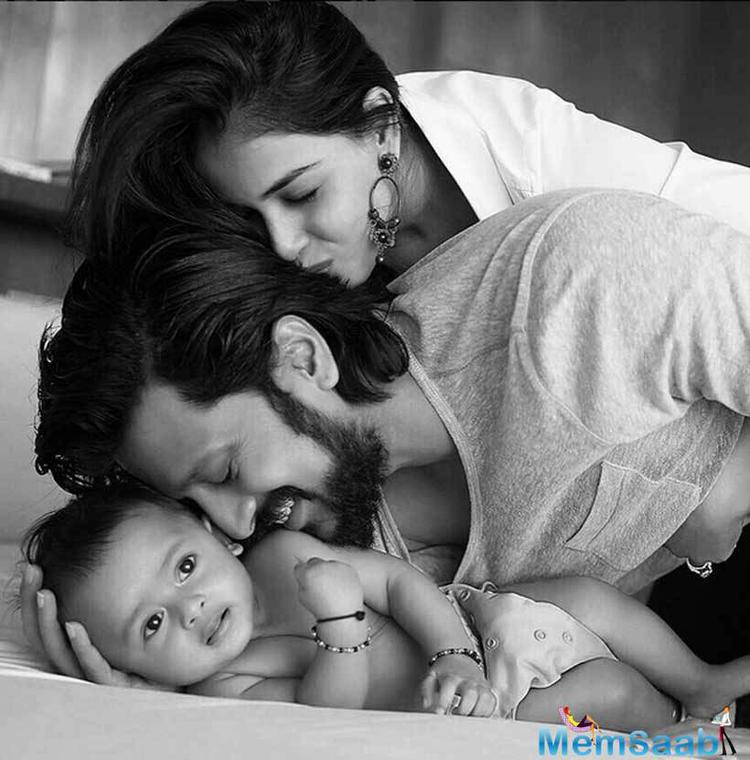 A Sweet Family Memorable Pic