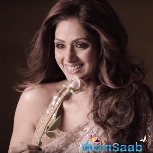 Sridevi Is All Smiling During The Vogue Dec Issue 2015 Photo Shoot