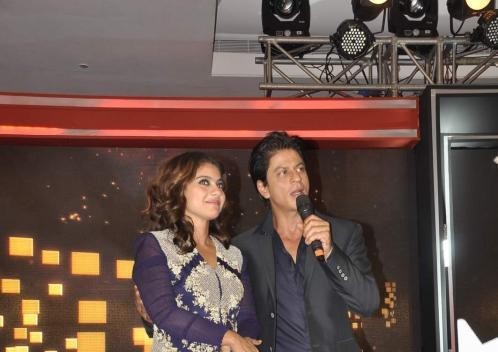 Shah Rukh Khan And Kajol Have A Blast At Dilwale Promotion