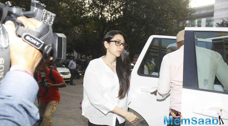 Karisma Kapoor Calls Off  Her Divorce With Husband Sunjay Kapur
