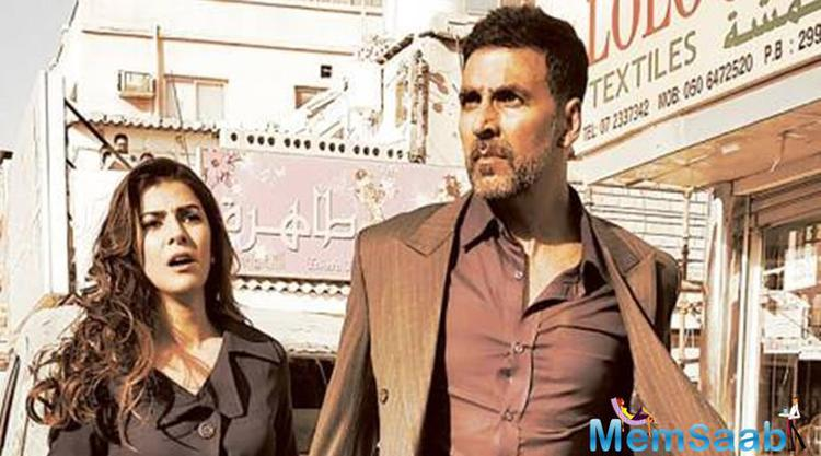 Airlift Based On The Evacuation Of Indians Based In Kuwait During The Iraq-Kuwait War