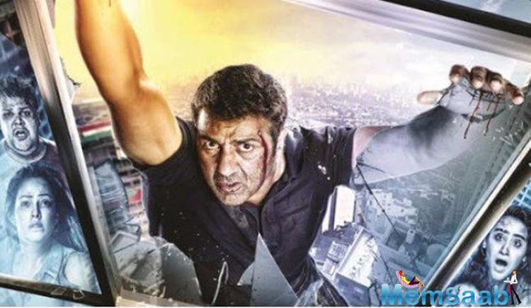 Sunny Back With Full Power Pack In Ghayal Once Again,Treat For Sunny Deol Fans
