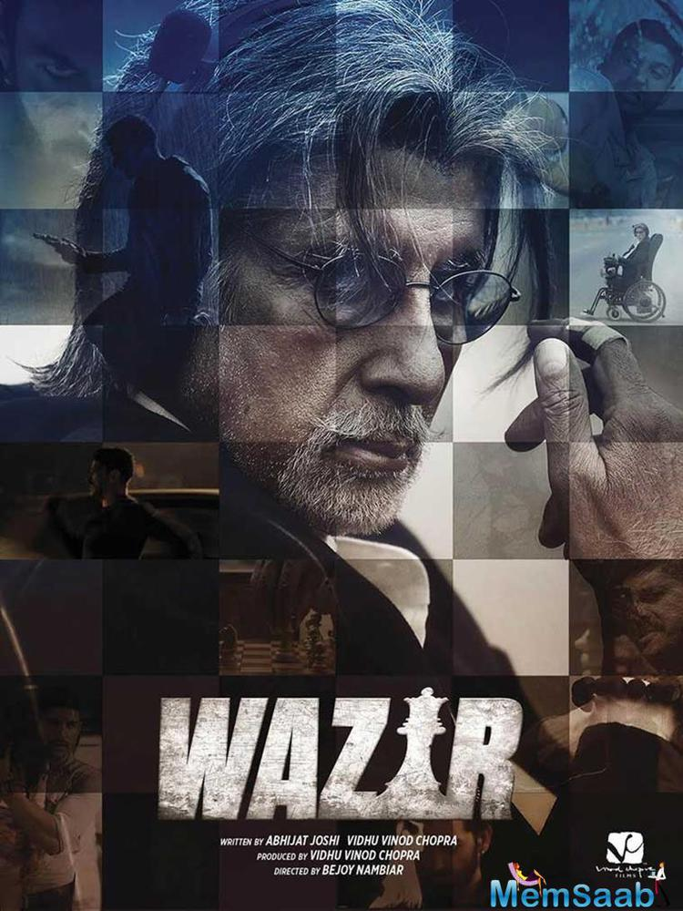 Wazir Is Suspiciously Similar To Angelina Jolie Movie The Bone Collector