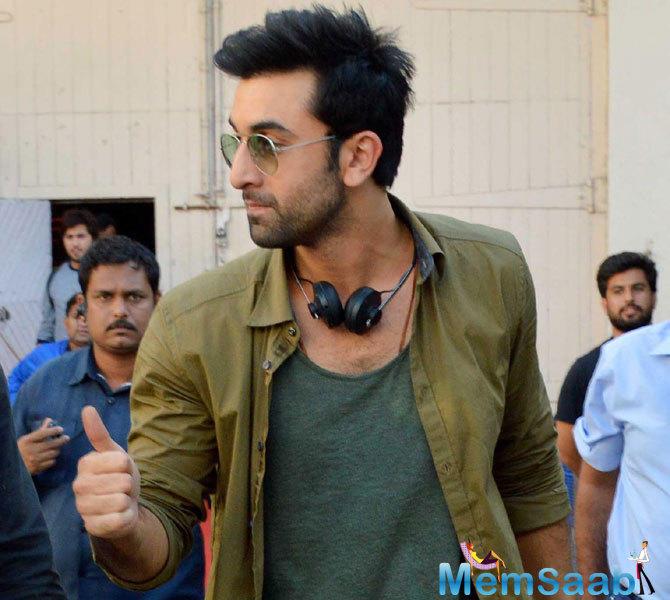 This Year Ranbir Will Be Seen In Jagga Jasoos, Ae Dil Hai Mushkil And A Biopic On Sanjay Dutt