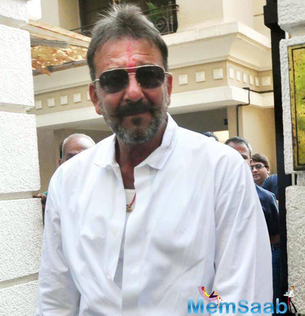 Sanjay Dutt Set To Walk Out From Jail On February 27