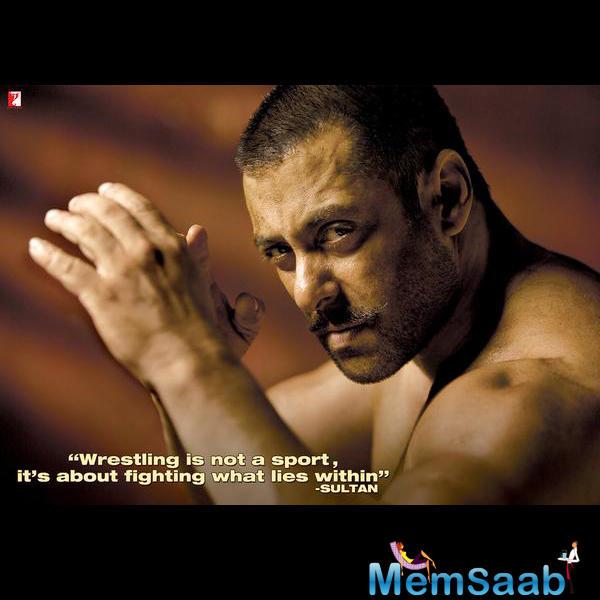 Mrunal Thakur May be Play Opposite Of Salman In Sultan