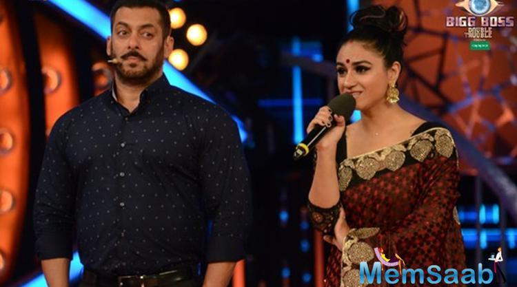 Priya Malik Says Superstar Salman Khan Is The Most Unbiased Reality TV show host