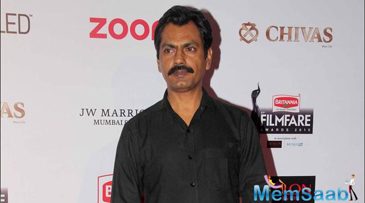 Bollywood Actor Nawazuddin Booked After Woman Alleges Assault Over Parking Row