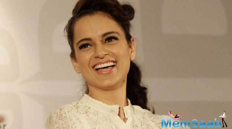 Bollywood actess Kangana started her career playing dark characters and said that they left her emotion depressed at a very young age  National Award winning actress also said that she doesn't find shooting experiences satisfying