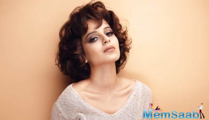 Bollywood actress Kangana Ranaut win two time National Award and she has proved time and again she is an actress full of talent and it is much more than true of her to be proud of it