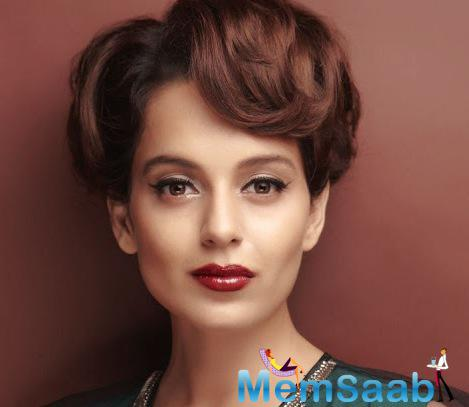Do you know who is top actress of the industry that's Kangana Ranaut