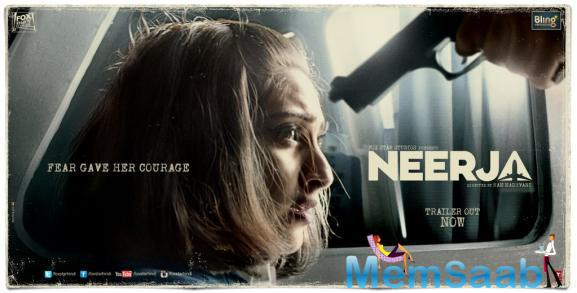 Neerja, A Biopic Drama On The Life Neerja Bhanot Played By Sonam Kapoor