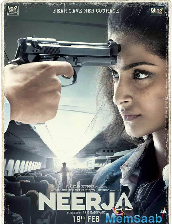 Sonam Kapoor Neerja All Set To Release 19 Feb On Cinemas