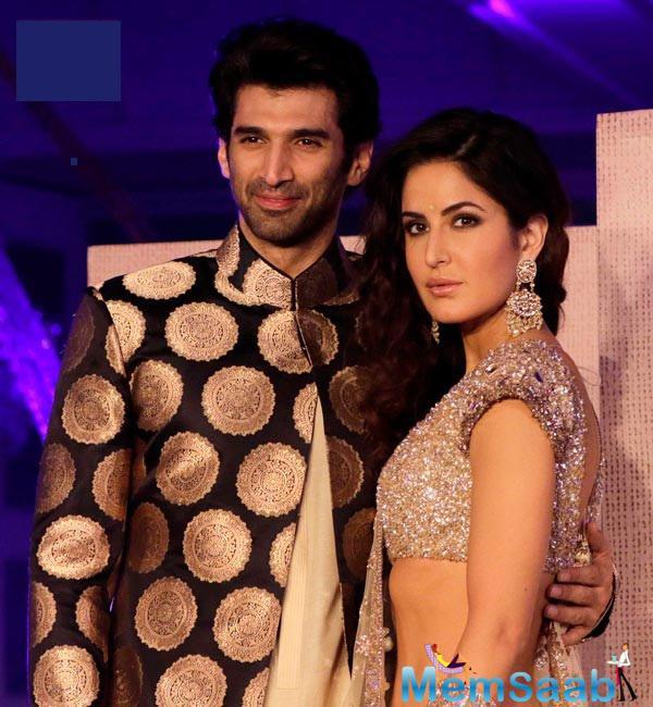 Katrina And Aditya Roy Kapur Promote Fitoor On Bigg Boss With Salman