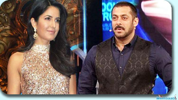 Salman Confirmed Coming Saturday Night Katrina Will Be Seen On BB 9 For Fitoor Promotion