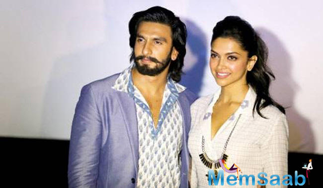 Bollywood Actress Deepika Padukone and actor Ranveer Singh who have been rumoured to be dating few years ago they never admitted to being in relationship