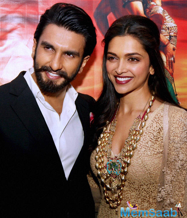 Bollywood Hot couple Deepika Padukone and Ranveer Singh is ready to make their relationship official