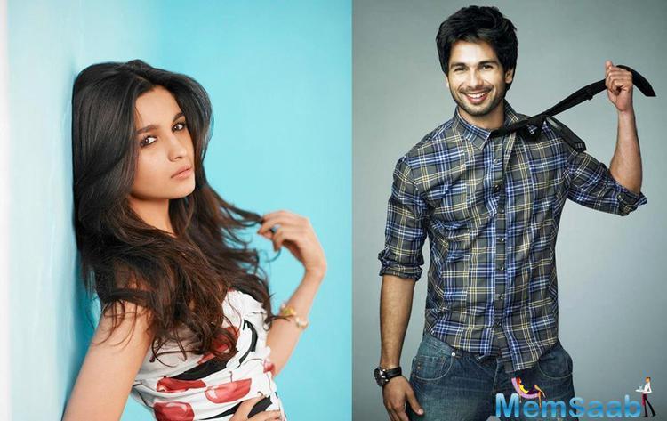 Alia's Sister Pooja Bhatt Who Starred Bockbuster Hit Dil Hai Ki Manta Nahi Said To Have A Remake With Alia And Shahid