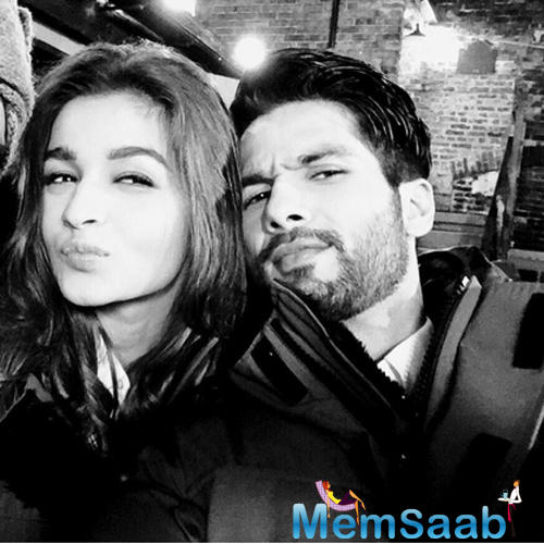 Shahid Will Play The Character Of Raghu Jaitley In The Movie,The Lead Will Play By Ranbir And Alia