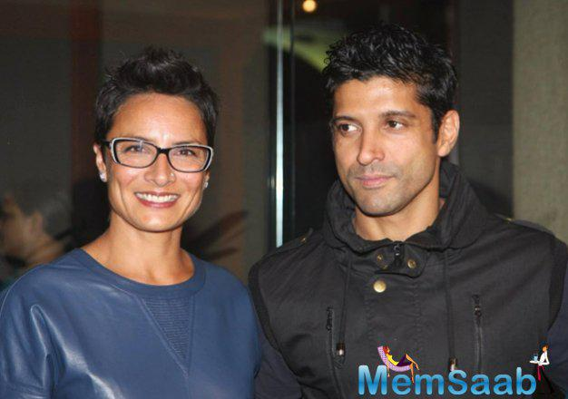 After being together 16 year of married life Bollywood actor Farhan Akhtar announced on Thursday that he and his wife Adhuna are going to be separated mutually and amicably