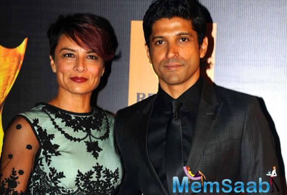 Bollywood most loved couple Farhan and Adhuna Akhtar had been living separately from few days actor Fahan is living at his sister Zoya's place