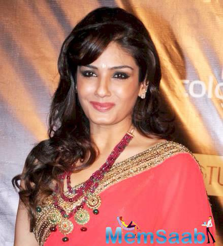Raveena Tandon's posted on twitter she is off to Goa for her younger daughter Chaya wedding,this  week going to be a hulla gulla