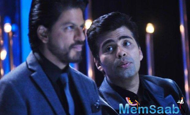 Karan Johar's Autobiography to Talk about his Friendship with SRK