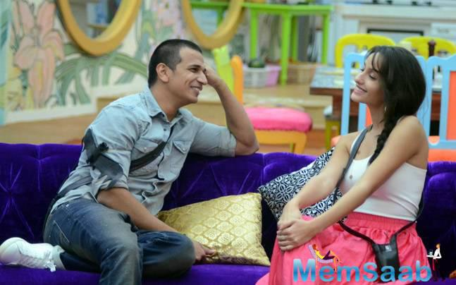 Prince also confessed that he was in love with Yuvika another co-contestant in the show