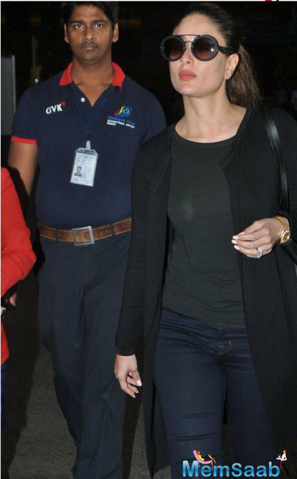 Fabulous Bollywood diva Kareena is the group ambassador of the label of Manan
