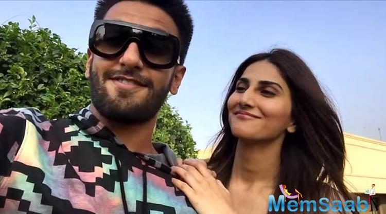 Vaani Kapoor's and Ranveer Singh  Befikre is already creating enough buzz, much before it has gone on floors. Right from its announcement to its lead actors, everything about this movie has created frenzy on the social media