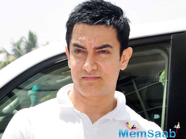 Superstar Aamir Khan, who has been in news for his comments on growing despondency in India