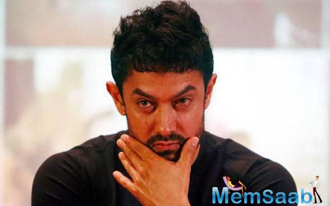 """The 50-year-old actor Aamir Khan said so, obviously, people will get hurt and I understand their emotions. I am not surprised they are angry with me. But, there is no truth to this all…,"""""""