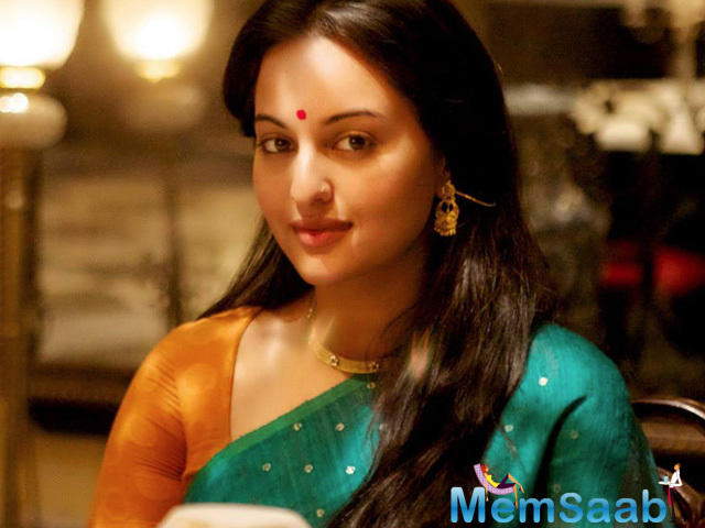 Director duo Radhika Rao and Vinay Sapru added, 'Chameli's personality has a desi edge, and only Sonakshi can play the character to perfection'