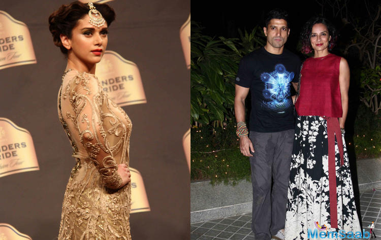 Farhan and Adhuna ended their 16-year-old-marriage, and it's a heartbreaking news for many.Farhan's Wazir co-star Aditi is the reason behind their split not Shraddha Kapoor